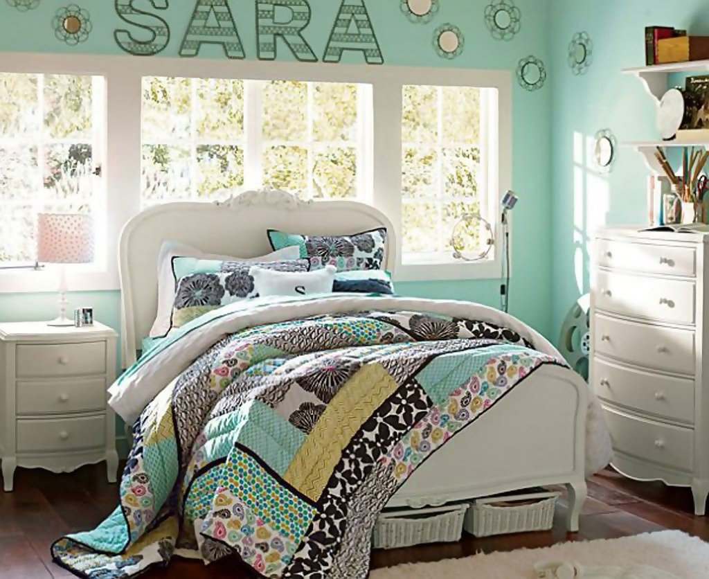 Personalized Girl's Bedroom